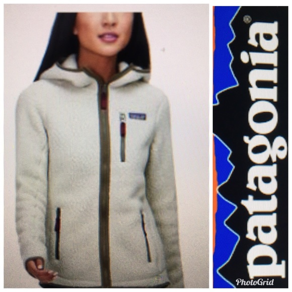 Patagonia Jackets & Blazers - ❌SOLD❌PATAGONIA RETRO PILE HOODED JACKET 🆕